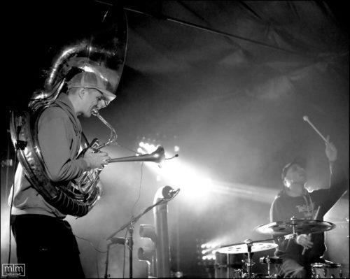 TeKeMat en concert - 2019 - Photo Marie Le Mauff