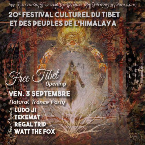 TeKeMaT@Festival Free Tibet